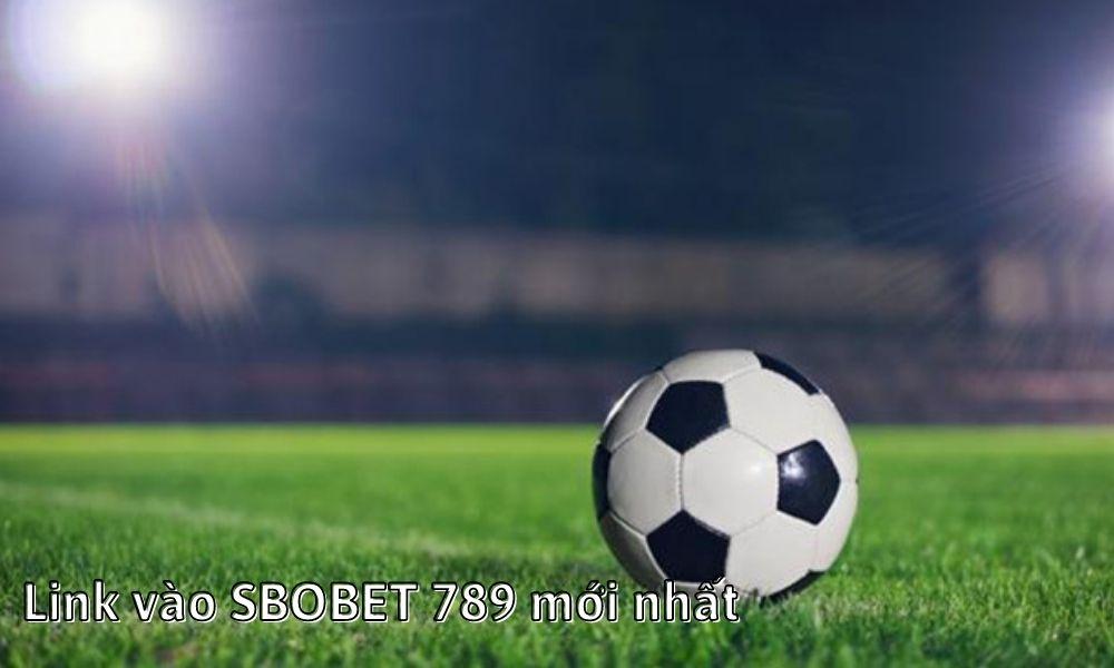 Link vào SBOBET 789 mới nhất